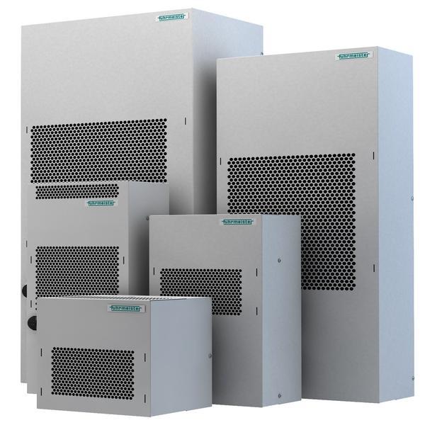 Schaltschrank-Kühlgeräte und Heizungen